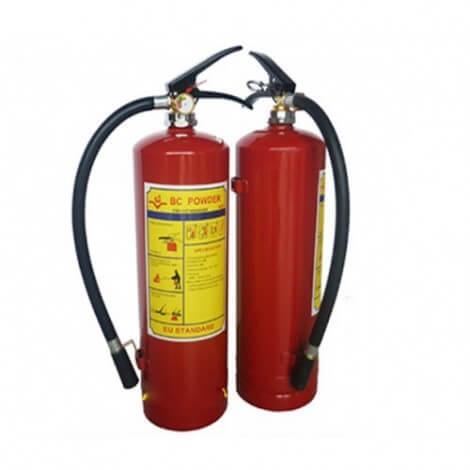 Bình bột chữa cháy MFZL4 BC 4 kg