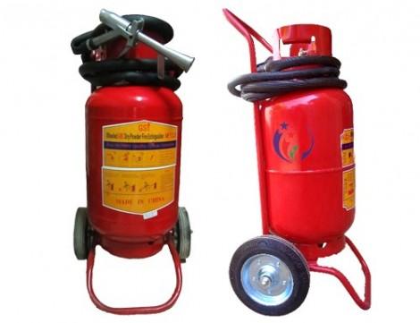 Bình bột chữa cháy MFZL35 BC 35 kg