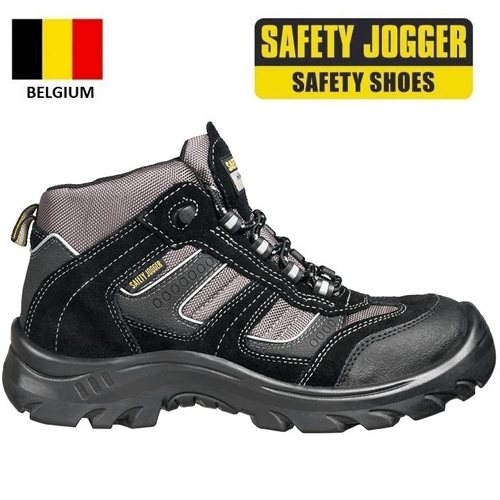 GIẦY SAFETY JOGGER CLIMBER S3 SRC