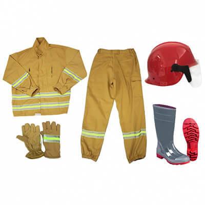 Quần áo chữa cháy theo TT48